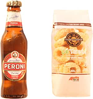 Albo Trade 微型磁性组合,Ce Taradd Taralli 混合和Peroni 瓶子
