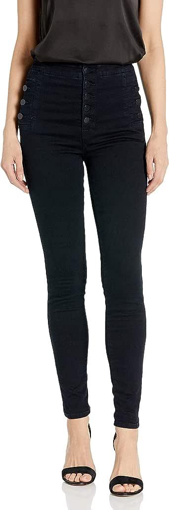 J Brand Jeans 女士 Natasha Sky 高腰紧身裤 蓝色(Blue Bird) 27