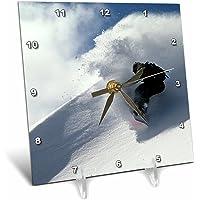 3dRose dc_96825_1 滑雪板,贝克山,华盛顿 - US48 SMA0064-Stephen Matera…