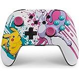 任天堂切换有线控制器 Wireless Nintendo Switch Controller Pokemon Battl…