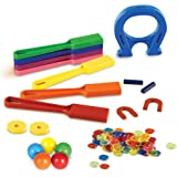 Learning Resources *磁铁实验室套装,119 件