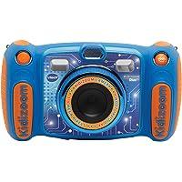 VTech 伟易达 儿童玩具相机 Duo 5.0 玩具套装 蓝色