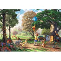 1000片 拼图 小熊维尼 Winnie The Pooh II 特别艺术收藏 (51x73.5cm)