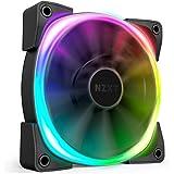 NZXT AER RGB Case 风扇HF-28120-B1 Single Pack 120mm