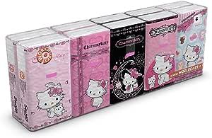 世界购物篮 SRL Charmmy Kitty 织物 10 x 9/4 可以印花 4 件
