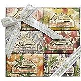 Romantica Floral 6 肥皂礼品套装