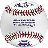 Rawlings RCAL1 Cal Ripken 棒球 - 1 打 白色 均码
