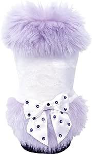 Orietta 带施华洛世奇水晶的狗狗外套