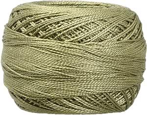 DMC 116 12-640 Pearl Cotton Thread Balls, Very Dark Beige Gray, Size 12