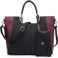 MMK 系列时尚女式钱包兼手提包设计师品牌剑桥包手提包托特包单肩包配零钱袋