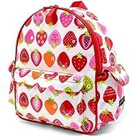 幼儿园背包 挂肩式 幼儿园包 幼儿园包 甜蜜草莓收藏(象牙) N0631200