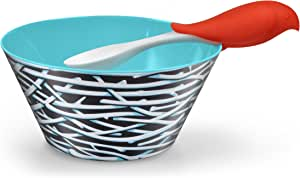 Fred BIRD FEED Kids' Bowl and Spoon Set