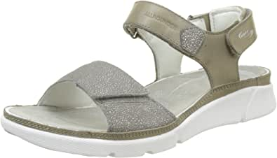 mephisto 女式 tabasa athleitc 凉鞋 Grau (Cemento) 5 UK