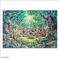 1000片 拼图 Disney 迪士尼 森林中的爱乐乐团 (51×73.5厘米)