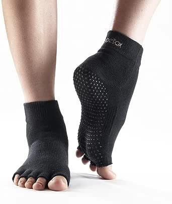 ToeSox Grip Pilates 船袜 - 防滑脚踝半脚趾瑜伽和芭蕾舞鞋