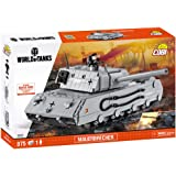 坦克世界,COBI 3032,马尤伯勒,小军模型套件,875 块建筑砖
