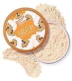 Coty Airspun散粉饼 半透明色调散粉饼,用于定型或粉底,轻盈,持久,一盒装,2.3盎司/65克