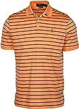 Polo Ralph Lauren 保罗拉夫劳伦男式经典修身条纹柔软Polo衫