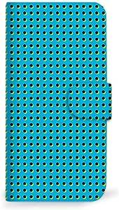mitas 智能手机壳 手册式 水滴艺术 水珠SC-0363-A/SC-01G 3_Galaxy Note Edge (SC-01G) A