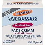 Palmer's Skin Success 抗黑斑淡斑霜,适合所有肤质,含维生素 E、维生素 C、*霜;4.4 盎司(12 支装)