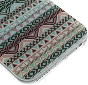 MaryJane Tribal Tribe Glossy TPU Shell Cover for iPhone 6 4.7-Inch - Retail Packaging