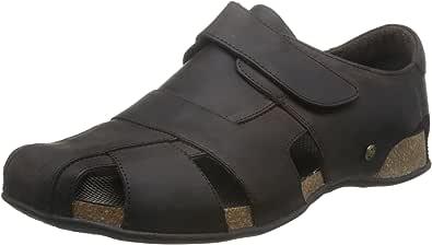 Panama Jack 男 凉鞋 Fletcher Basics C1 Napa Grass Marron 棕色 44