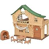 EPOCH Sylvanian Families 森贝儿家族 森林小木屋 玩具