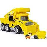 Paw Patrol 6046466 工程卡车玩具,黄色