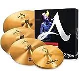 Zildjian A Zildjian 系列 Cymbal Box 套装 – 14 英寸 New Beat Hi-Hat…
