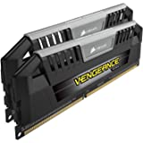 Corsair Vengeance Pro Series 16GB (2x8GB) DDR3 1600 MHZ (PC3 12800) Desktop Memory CMY16GX3M2A1600C9
