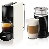 Krups Nespresso Essenza Mini 奶泡咖啡机 1200 W 白色