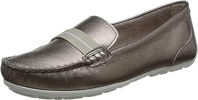 Clarks 女士 乐福鞋 平底鞋 真皮