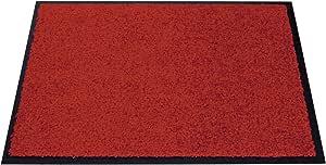 Miltex Eazycare 泥土铲门垫 红色 40 x 60 cm 22013