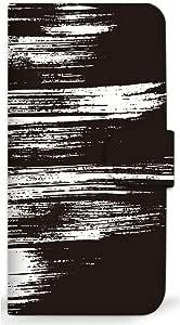 mitas 智能手机壳 手册式 和式习字 刷 涂鸦SC-0366-C/SH-09D 4_AQUOS PHONE ZETA (SH-09D) C