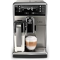 Saeco 喜客 PicoBaristo SM5473/10 全自动咖啡机,10种特色咖啡制备(集成奶泡系统),不锈钢