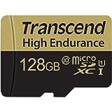Transcend 创见 Ultimate Class 10 microSDHC 存储卡 带 SD 适配器(UHS-I…