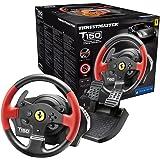 Lenkrad TM T150 赛车轮 T150 Ferrari Edition 黑色/红色 标准