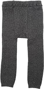 Anna Nicola 混色罗纹编织风格紧身裤 7062 日本制造 深灰色 95
