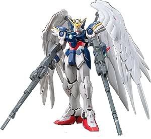 Bandai Hobby #17 RG Wing Gundam Zero EW Model Kit (1/144 Scale)
