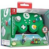 Nintendo 任天堂 Switch PDP (NS - Luigi - EU) Fight Pad Pro 马里奥兄…