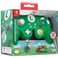 Nintendo 任天堂 Switch PDP (NS - Luigi - EU) Fight Pad Pro 馬里奧兄…