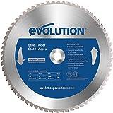 Evolution Power Tools 14BLADEST Steel Cutting Saw Blade, 14…