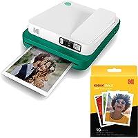 KODAK 柯达 微笑经典数码拍照带蓝牙 16MP 图片,每次充电 35 张打印 - 包括入门包 3.5 x 4.25…