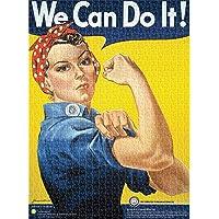 Aquarius Smithsonian Rosie the Riveter 1000 块装儿童*拼图