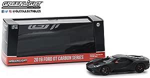Greenlight 86160 1:43 2019 福特 Gt - 2019 GT 碳系列 - 橙色点缀套装