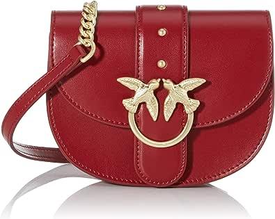 Pinko Women's Baby Round Love Simply Shoulder Bag