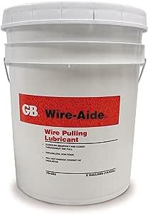 Gardner Bender Wire-Aide 线拉丝润滑剂,无油光纤维线绝缘 79-003