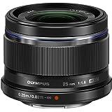 Olympus 25毫米 1:1.8 M.*ko 数码镜头V311060BW000 黑色 需配变压器