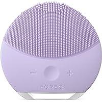FOREO LUNA mini2 – 面部清洁刷和便携式皮肤护理设备,采用超卫生软硅胶,适合各种皮肤类型 USB 充电…