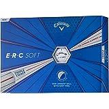 (Callaway) 高尔夫球棒 ERC SOFT 高尔夫球(1球)6427256120044 白色
